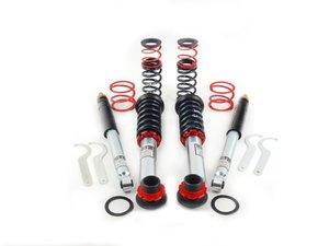 """ES#2718830 - RSS13019-1 - RSS+ Coilover System - Damping Adjustable Shocks - Ultimate motorsport coilover - Average lowering 1.5""""-2.7""""F 1.4""""-2.7""""R - H&R - Audi"""