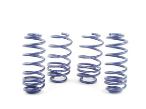 "ES#4942 - 54751 - Sport Springs Set - Average lowering front: 1.5"" rear: 1.4"" - H&R - Volkswagen"