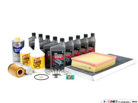 ES#257761 - e53n62in2 - Inspection II Service Kit - Includes all required parts to service your BMW - Assembled By ECS - BMW