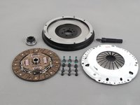 ES#2718349 - 03635-HD00-SK - Stage 1 MINI Cooper S Clutch Kit - FX100  - Upgraded the Oranagic Friction Clutch Kit w/ flywheel for the MINI Cooper S : Steel Flywheel - Clutch Masters - MINI