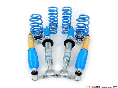 ES#2984077 - 48-088749 - PSS9 Coilover Kit - 9-way dampening adjustable coil over system - Bilstein - Audi Volkswagen