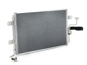ES#2718649 - 1J0820413N - A/C Condenser  - Transfers heat from the refrigerant  - Koyo - Audi Volkswagen