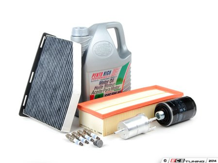 ES#2723759 - 06J115403CKT - 40K Service Kit - Everything you need to perform the recommended 40k mile service - Assembled By ECS - Audi