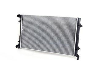 ES#2635465 - 1K0121251CJ - Radiator - Keep your engine running cool with a new radiator - Nissens - Volkswagen