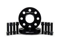 ES#2723084 - 01924ECS02A20KT2 - ECS 20mm Wheel Spacers & ECS Conical Seat Bolt Kit - Aluminum wheel spacers & steel wheel bolt kit made specifically for your MINI's 4x100 bolt pattern - ECS - MINI
