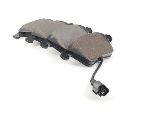 ES#1874123 - HB625Z.760 - front Performance Ceramic Brake Pad Set - Ceramic composite developed to meet the ultra-low dust & noise requirements - Hawk - Audi Volkswagen