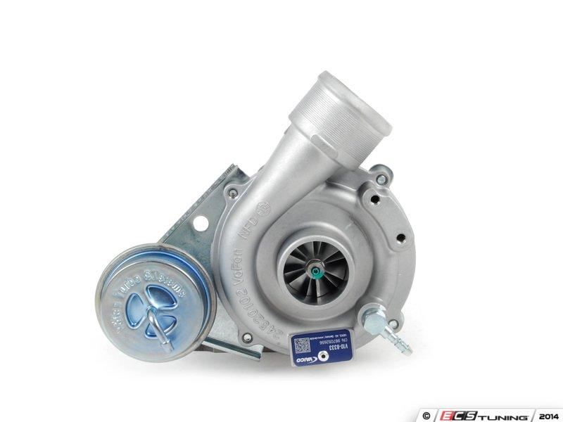 ECS News - Audi B6 A4 1 8T | K03 Turbocharger Replacements