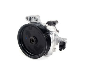 ES#4001198 - 004466930180KT - Remanufactured Power Steering Pump - Price includes a $77.00 refundable core charge - Genuine Mercedes Benz - Mercedes Benz