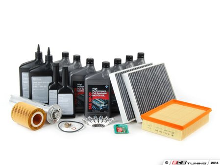ES#2724062 - E39M54IN2KT2 - Inspection II Service Kit - Includes all required parts to service your BMW - Genuine BMW - BMW