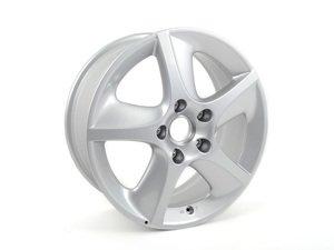 ES#1485862 - 99636213651 - Front Sport Techno Wheel - Priced Each - 18x8, 50 offset - Genuine Porsche - Porsche
