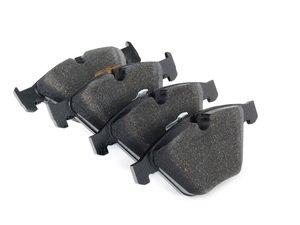 ES#59725 - 34112283865 - Front Brake Pad Set (Textar 4165) - Genuine brake pads direct from BMW - Genuine BMW - BMW