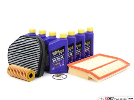 ES#2718566 - 6040941304KT1 - 'B' Service Kit - Everything you need to perform a 'B' service - Assembled By ECS - Mercedes Benz