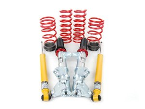 ES#258720 - 29052-1 - Street Performance Coil Over Kit - Fine tune your suspension for the ultimate in control - H&R - Mercedes Benz