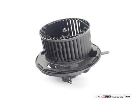 ES#2710904 - 64119227670 - HVAC Blower Motor  - Located behind the glove box and responsible for circulating air. Reuses your regulator. - ACM - BMW