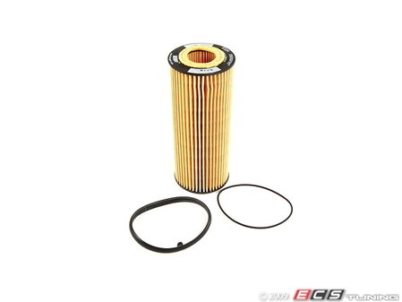 ES#12097 - 06E115562A - Oil Filter Kit - Priced Each - Keep debris out of your oil and keep your engine running healthy - Hengst - Audi