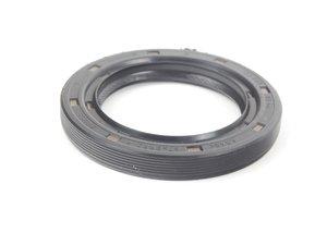 ES#1647105 - 1209970346 - Front Crankshaft Seal - Prevents oil from leaking out of your crankcase at the front crankshaft flange - Genuine Mercedes Benz - Mercedes Benz