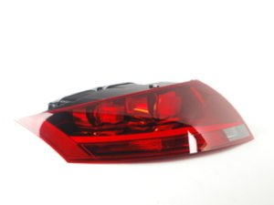 ES#2568875 - 8J0945095E - Tail Light - Black - Left - Keep the clean look of your exterior - ULO - Audi