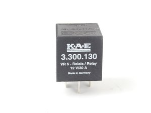 "ES#11376 - 357906381A - Engine Power Supply Relay ""109"" - A failed 109 Relay can leave you stranded - K.A.E. - Volkswagen"