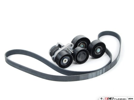 ES#2681448 - 11287628653KT - Accessory Belt Kit - Everything you need to service your belt drive system - Assembled By ECS - BMW