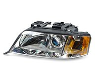 ES#2581355 - 4B0941003BF - Xenon Headlight - Left - Keep your exterior lights shining bright - Hella - Audi