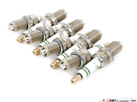 ES#2718310 - 99917021890KT1 - Spark Plugs - Set Of 8 - FGR 6 KQE - Bosch - Porsche