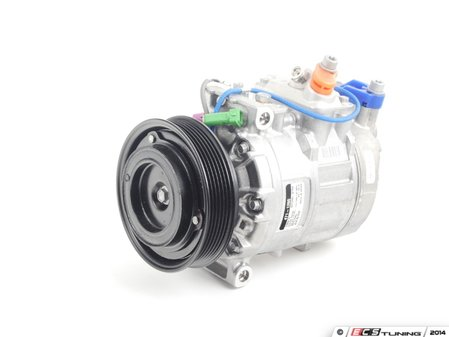 ES#2568095 - 4711260 - A/C Compressor - Keep your a/c blowing cold - Denso - Audi