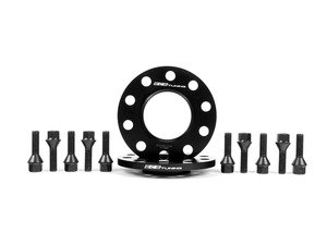 ES#240405 - ecs#262wb - Wheel Spacer & Bolt Kit - 10mm - Aluminum wheel spacer and extended bolt kit made specifically for your 5x120, 74.1mm center bore BMW. - ECS - BMW