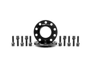 ES#240406 - ECS#263WB - Wheel Spacer & Bolt Kit - 12.5mm - Aluminum wheel spacer and extended bolt kit made specifically for your 5x120, 74.1mm center bore BMW. - ECS - BMW