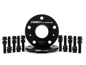 ES#2725432 - 001366ECS10KT1 - ECS Wheel Spacer Kit - 10mm - Includes one pair of wheel spacers with lug bolts - ECS - Audi Volkswagen Porsche