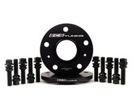 ES#2725433 - 001366ECS12KT1 - ECS Wheel Spacer Kit - 12mm - Includes one pair of wheel spacers with lug bolts - ECS - Audi Volkswagen Porsche