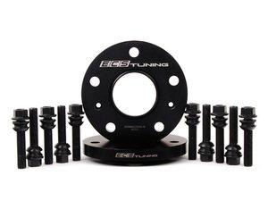 ES#2725435 - 001366ECS18KT1 - ECS Wheel Spacer Kit - 18mm - Includes one pair of wheel spacers with lug bolts - ECS - Audi Volkswagen Porsche