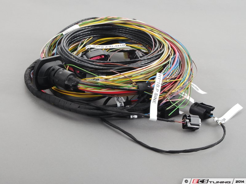 516547_x800 genuine bmw 61119286905 wiring harness repair section rear how to repair a wiring harness at highcare.asia