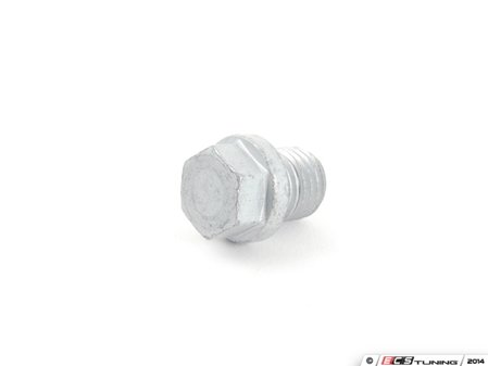 ES#1616089 - 0029973430 - Oil Drain Plug - Priced Each - Does not include new sealing washer - Genuine Mercedes Benz - Mercedes Benz