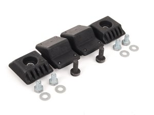 ES#2581144 - 12475800440144KT - Trunk Stop Kit - Contains everything you need to replace the trunk stops on your E-Class - Genuine Mercedes Benz - Mercedes Benz