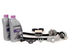 ES#8147 - 06B198502 - Timing Belt Kit - Ultimate Plus - The ultimate in preventative maintenance! - Assembled By ECS - Audi