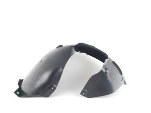 ES#323269 - 1Q0805977B - Fender Liner - Left Side - Protect vulnerable sheet metal. - Genuine Volkswagen Audi - Volkswagen