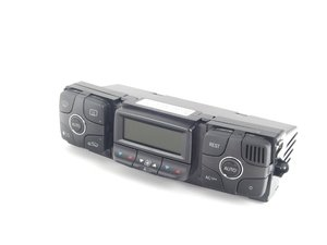 ES#1787408 - 2208301185 - Front Climate Control Head Unit - For Front Climate Control - Located On The Center Console - Genuine Mercedes Benz - Mercedes Benz