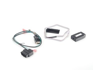 ES#2628235 - P3NCCL - Integrated Digital Vent Gauge - Red/White - Powerful plug-and-play multifunction display - P3 Gauges - Volkswagen