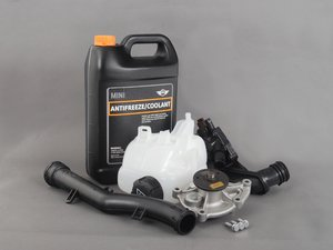 ES#2587147 - 11517550484KT2 - Cooling System Refresh Kit - An entry level cooling refresh kit - with selected components ( Bremmen Part comes with a 3 year warranty ) - Assembled By ECS - MINI