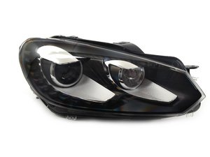 ES#2723938 - 1zs009902781 - Mk6 Euro HID Headlight Housing - Right - Hella -