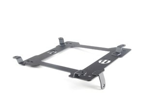 ES#2731717 - 600SB006R - 600 Series Seat Base - Right - Includes mounting tabs for use of factory seat belts - Sparco - BMW