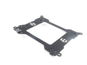 ES#2731715 - 600SB006L - 600 Series Seat Base - Left - Includes mounting tabs for use of factory seat belts - Sparco - BMW