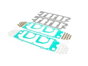 ES#2649910 - 93010590201 - Valve Cover Gasket Set - Includes upper and lower gaskets for both banks - Wrightwood Racing - Porsche