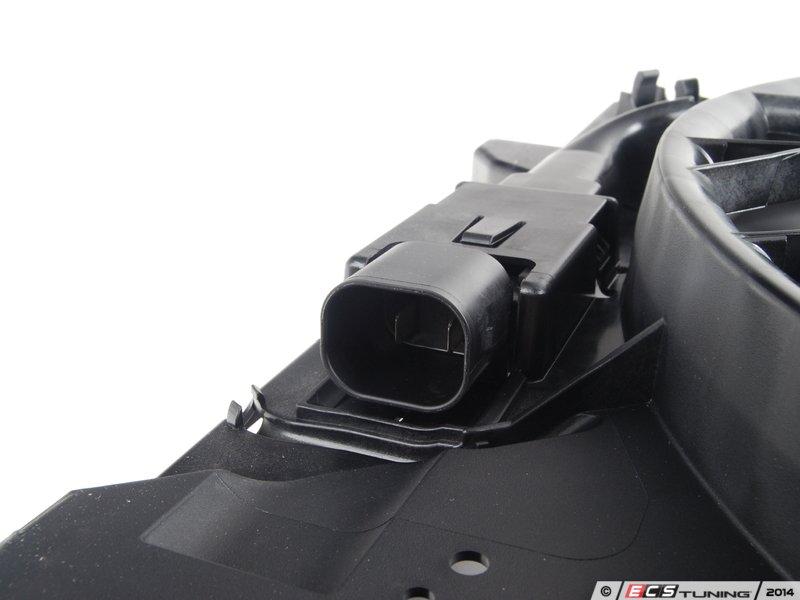 Genuine mercedes benz 2115001693 electric engine for Mercedes benz fans