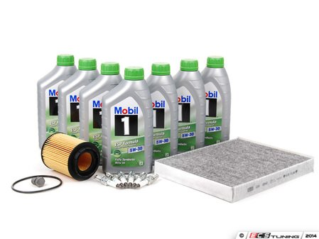 ES#2580772 - 95557221910KT4 - ECS Major Maintenance Kit - Everything you need to complete your scheduled major maintenance - Assembled By ECS - Porsche