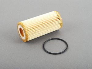 ES#3439121 - 06L115562B -  Oil Filter - Priced Each - Keep your oil clean and your engine running like new - Genuine Volkswagen Audi - Audi Volkswagen