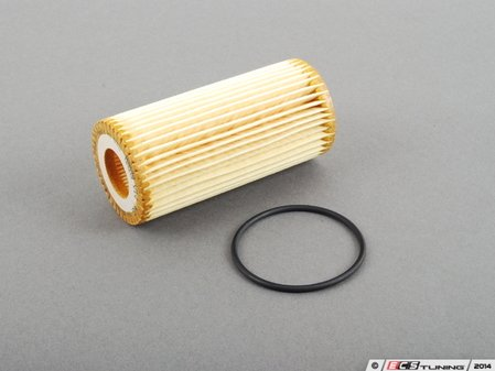 ES#3439121 - 06L115562B -  Oil Filter - Priced Each - Keep your oil clean and your engine running like new - Genuine Volkswagen Audi - Audi Volkswagen Porsche