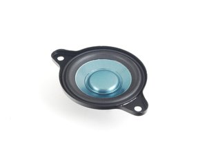 ES#1703943 - 1698201802 - Speaker - Located in the instrument panel - Genuine Mercedes Benz - Mercedes Benz