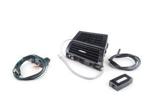 ES#2730252 - P3X65L+V - Vent Integrated Digital Interface (VIDI) - Powerful plug-and-play multifunction display - pre-installed in an OEM dashboard vent! - P3 Gauges - BMW