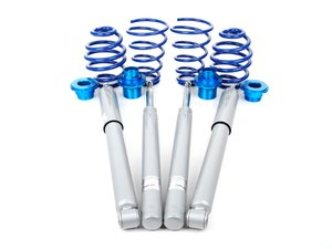 ES#2713333 - 741032 - JOM BlueLine Coilover Kit - Perfect for the budget minded tuner! For convertible models. - JOM - BMW